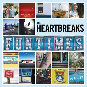 The Heartbreaks - Funtimes cover